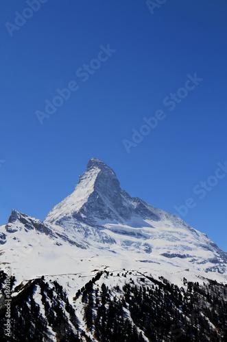 Matterhorn Summit Poster