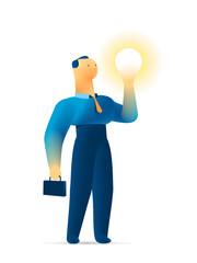 Illuminazione di business