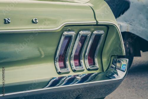 US Car Plakát