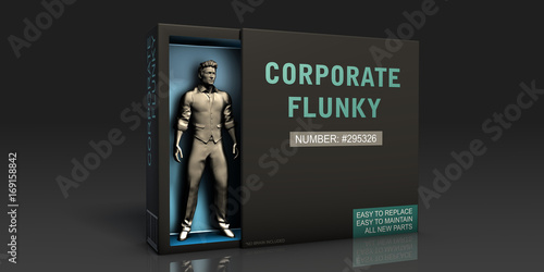Corporate Flunky