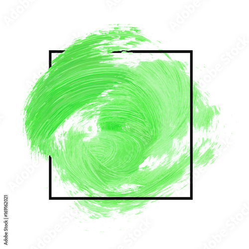 Original grunge brush art abstract paint abstract texture background design acrylic stroke poster vector illustration. Perfect watercolor design for headline, logo and banner. © Lustrator