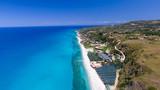 Amazing aerial view of Calabria coastline, Italy - 169173458