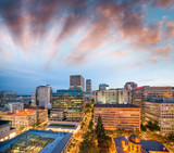 Portland, Oregon. City skyline on a beautiful summer night - 169177290