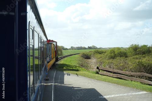 Aluminium Noordzee Inselbahn