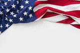 American flag for Memorial Day, 4th of July, Labour Day - 169233641