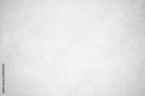 Fotobehang Betonbehang Grunge cement wall texture background, interior design, vintage, light gray tone