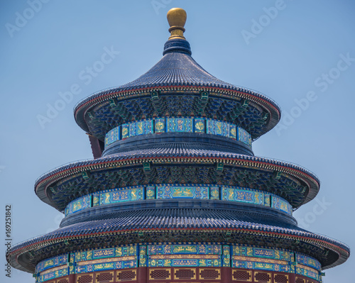 Deurstickers Peking Temple of Heaven