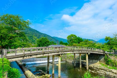 京都 嵐山 中之島地区