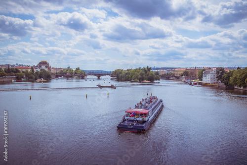 Die Altstadt von Prag - PRAHA 1 - erster Bezirk, Tschechische Republik Poster