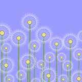 Spring Dandelion Pattern