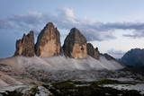 Tre Cime di Lavaredo-three peaks of Lavaredo