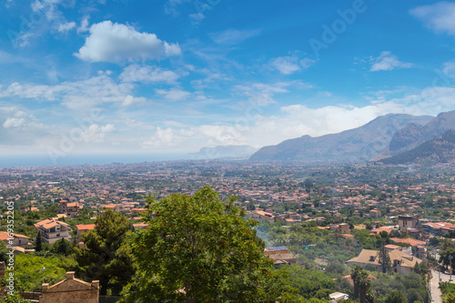 Landscape view near Monreale © Sergii Figurnyi