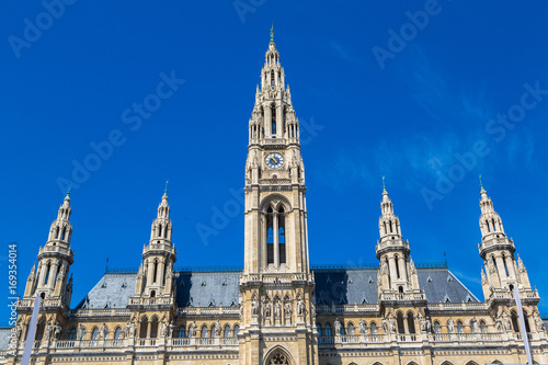 Rathaus (City hall) in Vienna