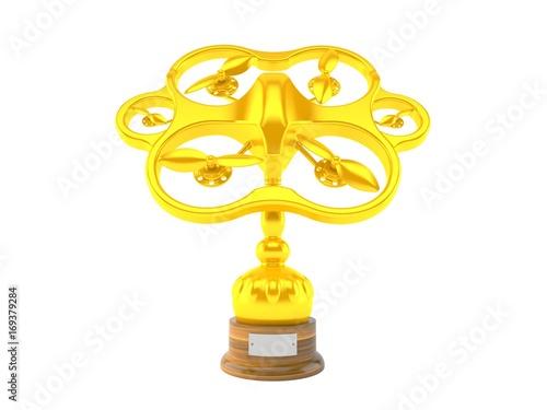 Foto op Canvas Drone trophy