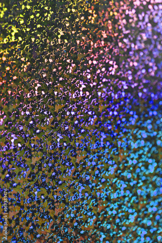 Holographic Abstract Shiny Background - 169383476