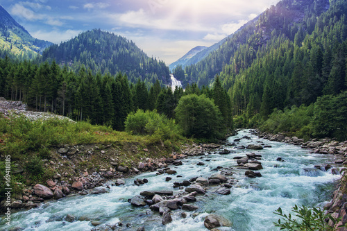 The Krimmler Ache river - 169418885