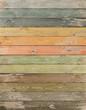 Vintage color wood planks vertical background