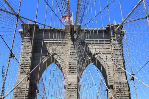 Foto op Canvas Brooklyn Bridge Brooklyn Bridge
