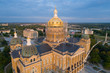 Iowa State Capitol Des Moines Iowa