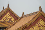 Roof of a Chinese temple