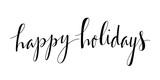 kbecca_vector_handlettering_happyholidays_christmas - 169493671