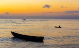 Beautiful sunset over sea, Madagascar - 169504813