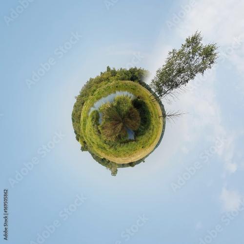 Fotobehang Abstractie Drzewo. Abstrakcja