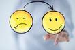 emoticon happy unhappy