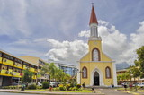 Notre Dame Cathedral in Papeete, Tahiti, French Polynesia - 169532053
