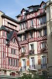 Rouen. Immeuble à colombages - 169567012