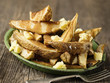 rustic canadian poutine