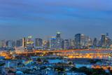 Bangkok city.