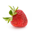 Strawberry isolated on white background. Fresh berry. - 169595207