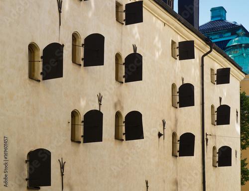 Papiers peints Stockholm Architektur in Schweden