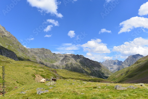 Riffltal im Kaunergrat/Ötztaler Alpen - Tirol