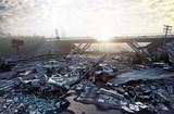 Apocalyptic landscape - 169630006