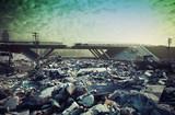 Apocalyptic landscape - 169630014