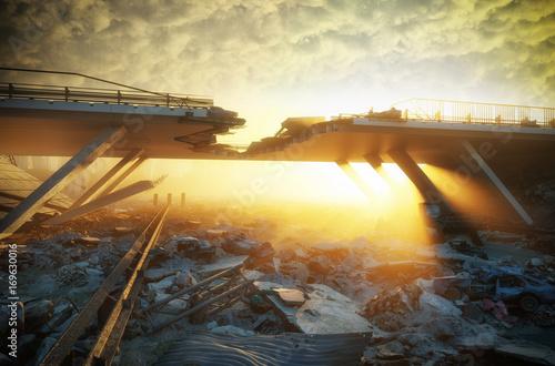 Apocalyptic landscape © victor zastol'skiy