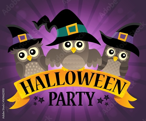 Aluminium Voor kinderen Halloween party sign topic image 9