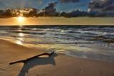 Morze Zachód Słońca - 169671402