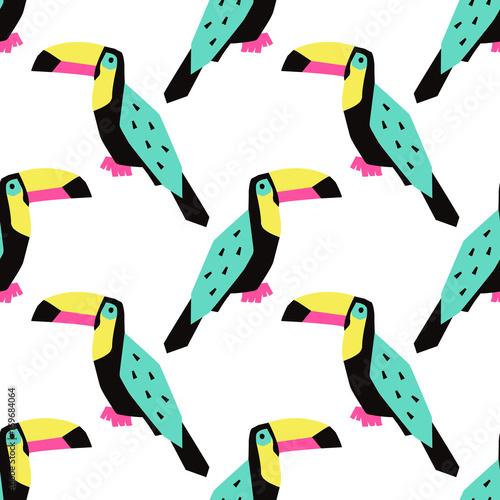 Vector summer pattern - 169684064