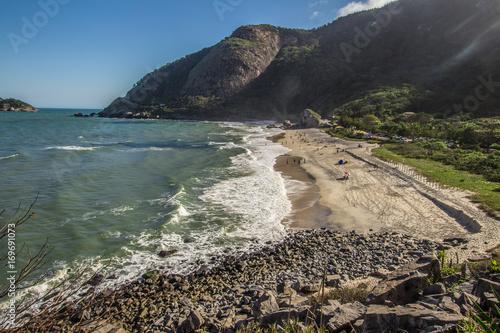 Foto op Plexiglas Rio de Janeiro Prainha Beach in Rio de Janeiro