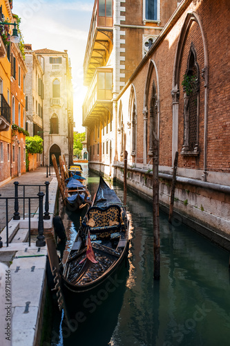 Papiers peints Venise Beautiful Venice city at summertime. Italy, Europe