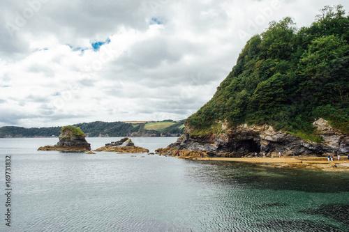 Côte littorale Anglaise