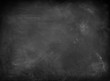 Leinwandbild Motiv Blackboard or chalkboard background