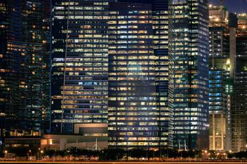 Cities in Singapore