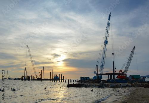 Phu Quoc construction