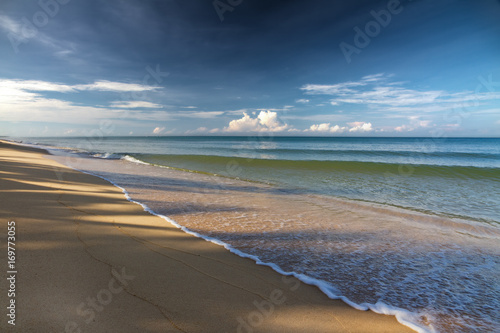 Foto op Canvas Zee zonsondergang Phu Quoc