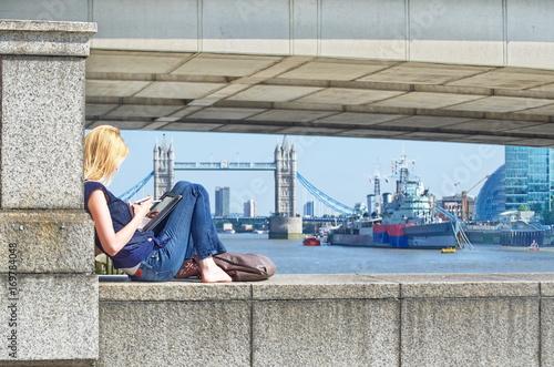 Foto op Plexiglas London education in london