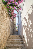 Old street narrow in Croatia - 169820230